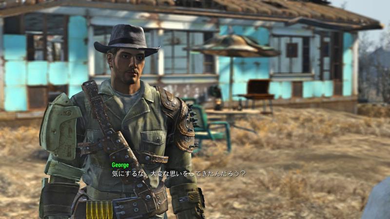Fallout4~サンクチュアリにて
