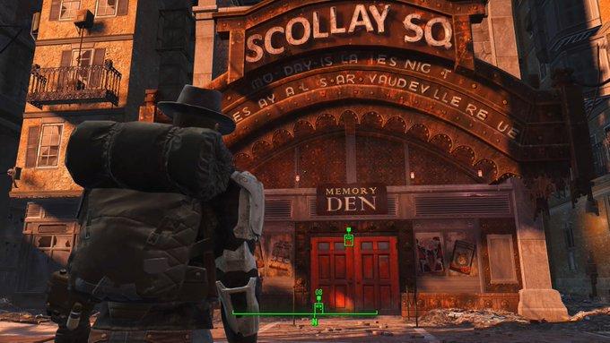 Fallout4~Dangerous Minds(前編)