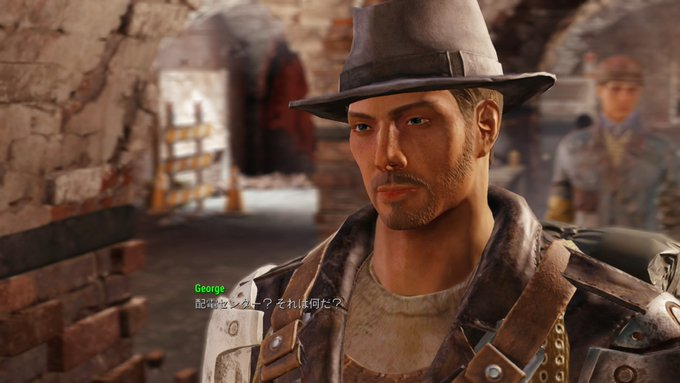 Fallout4~Mercer Safehouse と Butcher's Bill 2(Railroad)