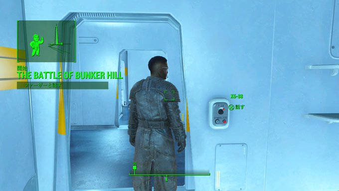 Fallout4~Battle of Bunker Hill