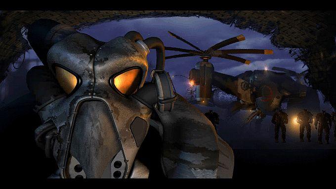 Fallout2~試練はある朝突然に