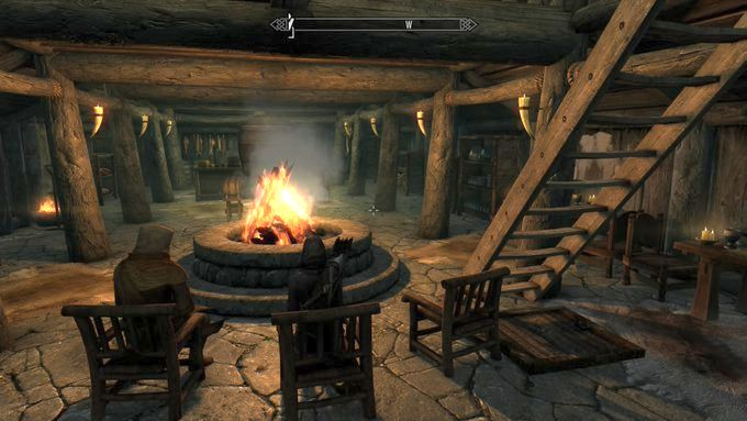 Skyrim~Jade 家を建てる