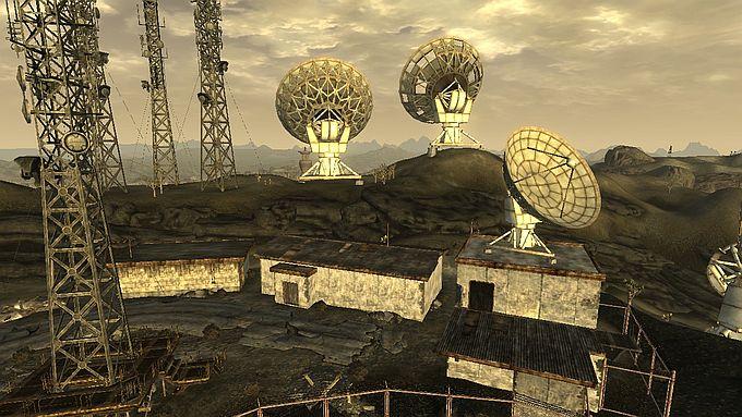 Fallout NewVegas ; ラウルとの出会い