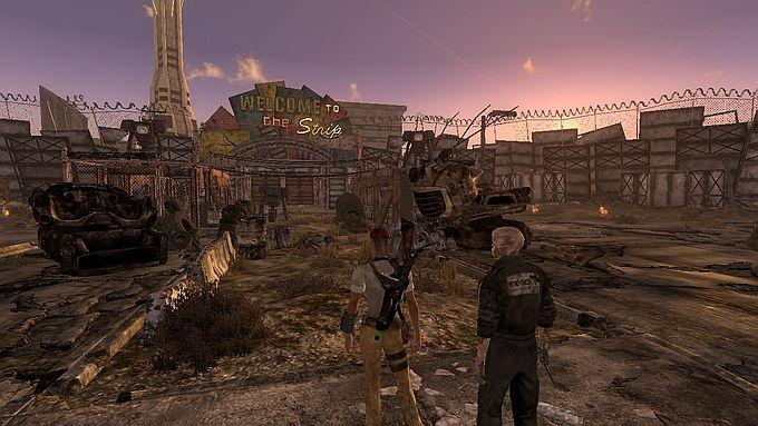 Fallout NewVegas ; G.I. Blues
