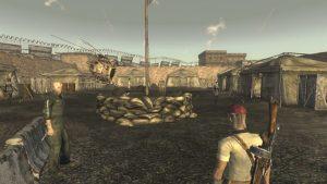 Fallout NewVegas ; G.I. Blues(4)