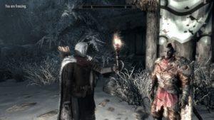 Skyrim~MOD紹介 Frostfall: Hypothermia Camping Survival [XB1]