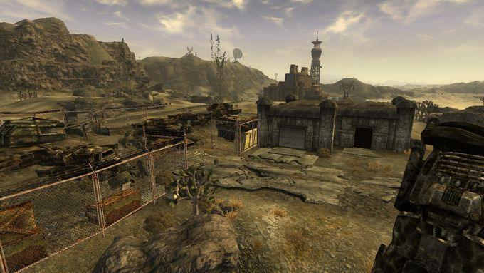 Fallout NewVegas ; Nothin' But A Hound Dog(3)