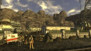 Fallout NewVegas ; Nothin' But A Hound Dog(4)