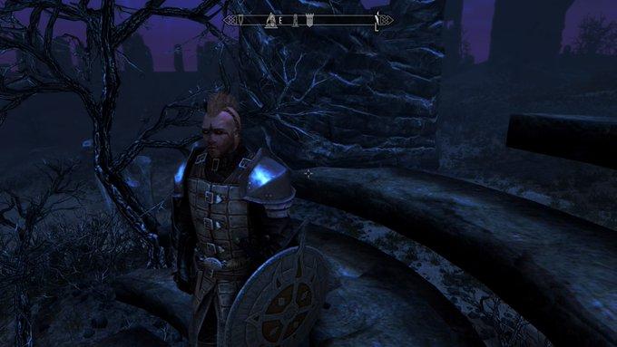 Skyrim~ソウル・ケルンでヴァレリカを探す(Midir編)