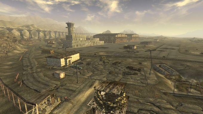Fallout NewVegas ;Volare!