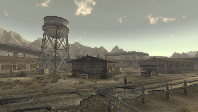 Fallout NewVegas ; Young Hearts