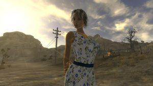 Fallout NewVegas ;表情MODとポーズMODの組み合わせ