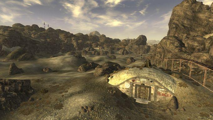 Fallout NewVegas ; I Could Make You Care(3)